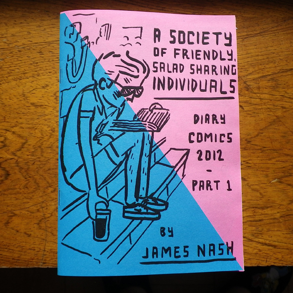 a society cover