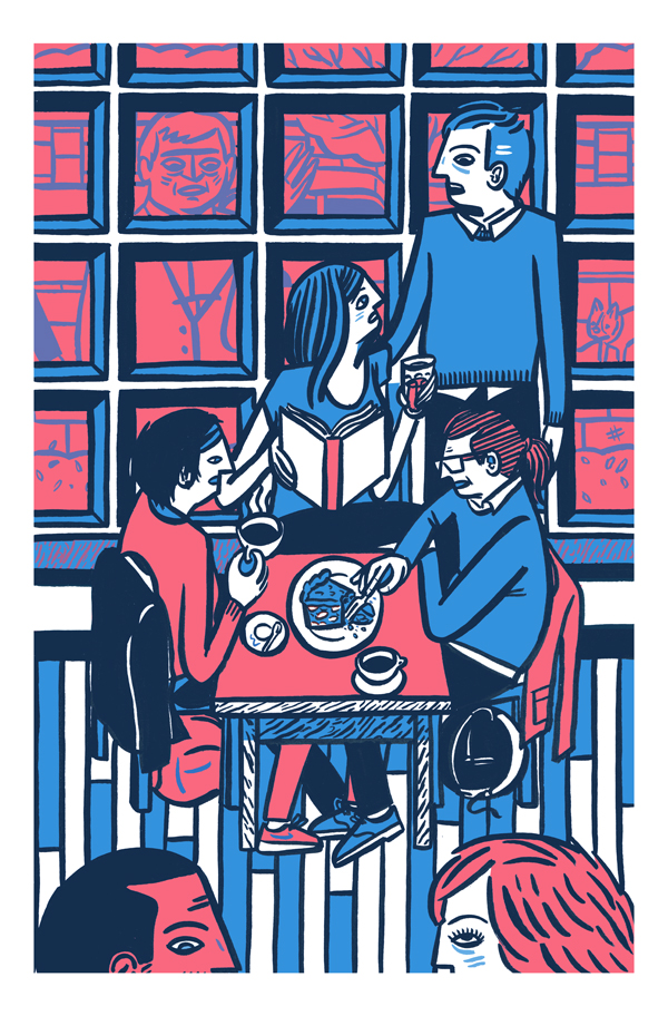 Cafe Study Low